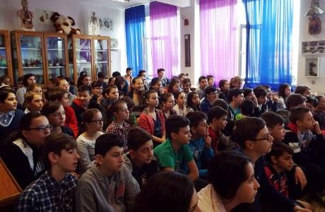 Școala Gimnazială Calistrat Hogaș Roman